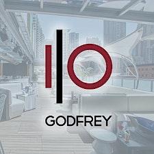I|O Godfrey Rooftop Lounge logo
