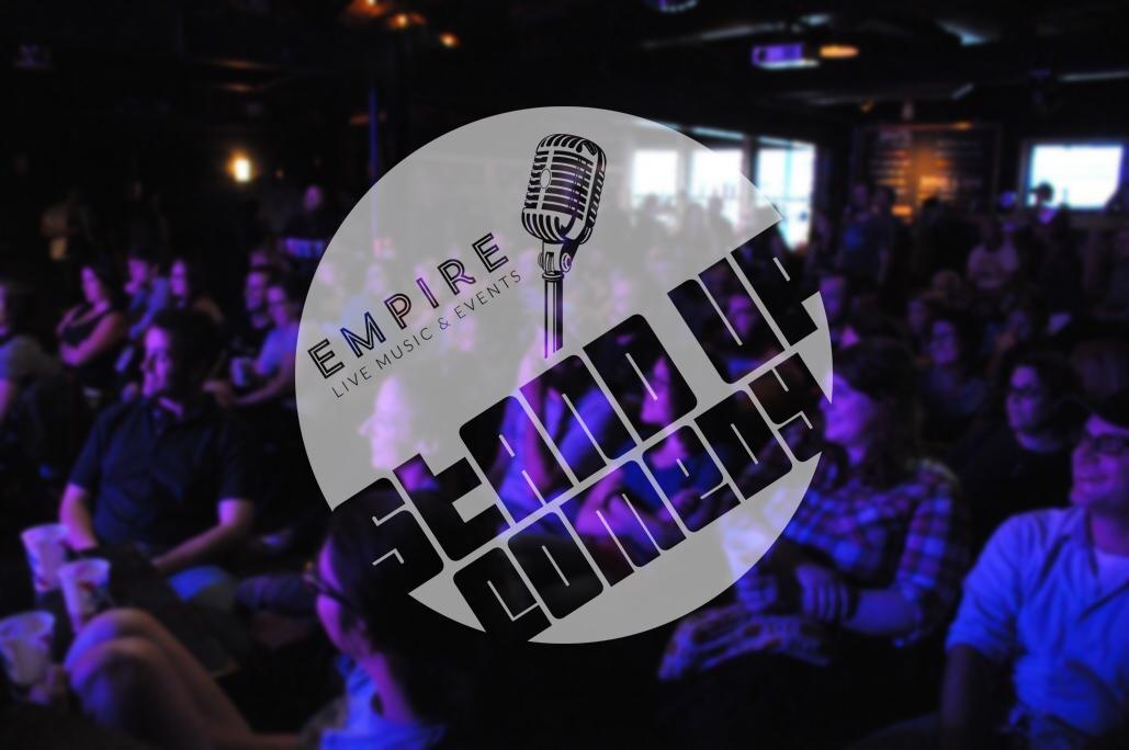 Sunday Night Stand Up! feat: Justin P. Drew