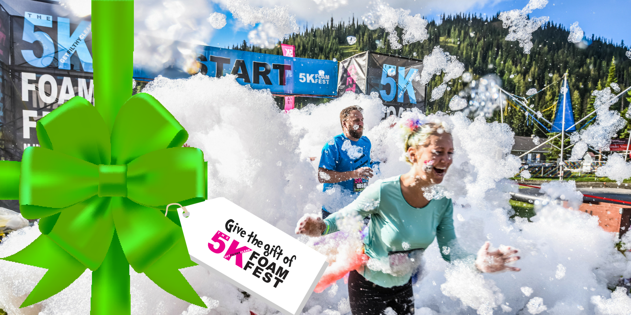 THE 5K FOAM FEST TEMECULA, CA May 5, 2018