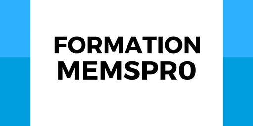 Formation L-EDIT ADVANCED / MEMSPRO