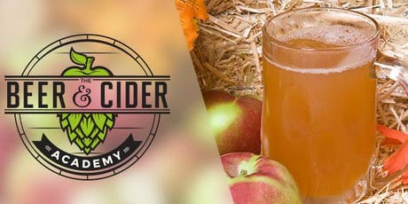 Cider Foundation Course, London  tickets