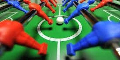 Quest'anno il mondiale ce lo giochiamo a calcio balilla!