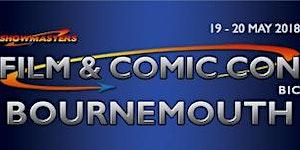 Film & Comic Con Bournemouth MAY 2018