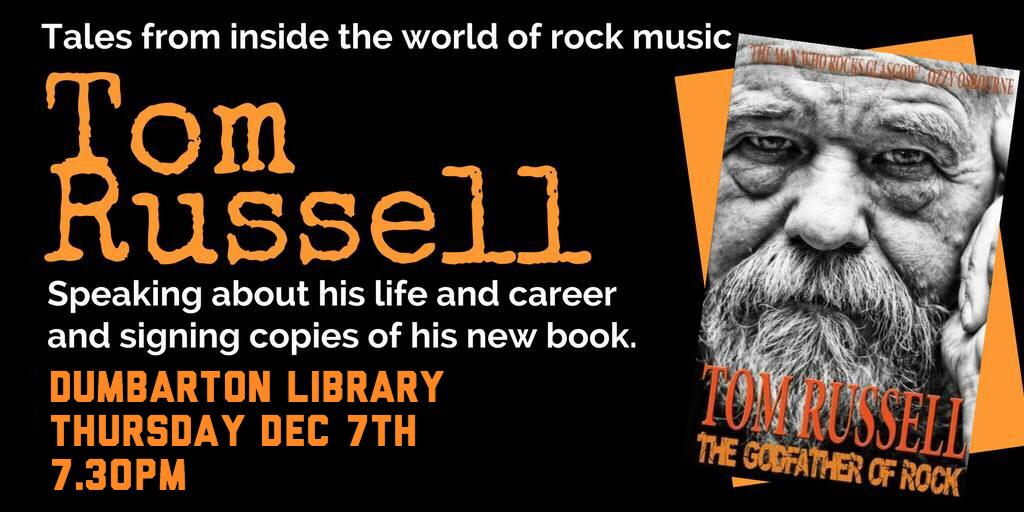 Tom Russell - The Godfather of Rock