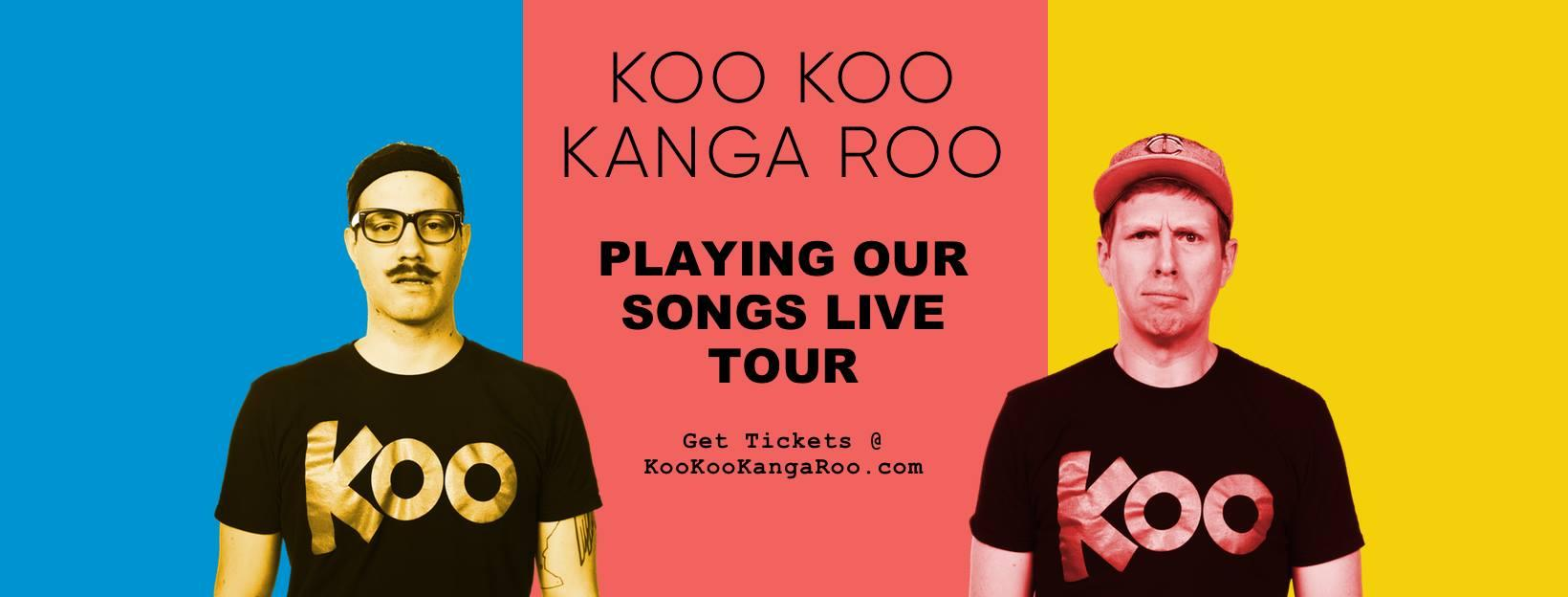 Koo Koo Kanga Roo in Minneapolis, MN 21+ Show | Minneapolis, MN | Kitty Cat Klub | December 9, 2017