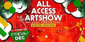All Access Art Show Winter '17 Edition
