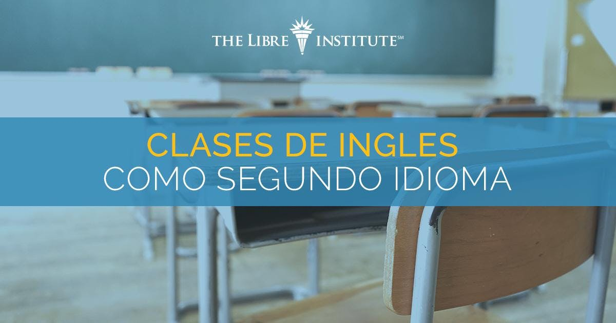 Learn English with The LIBRE Institute Level