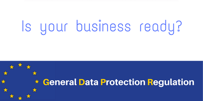 GDPR- the road to compliance for your business