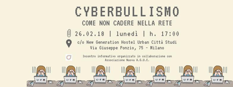 Cyberbullismo │Come non cadere nella rete