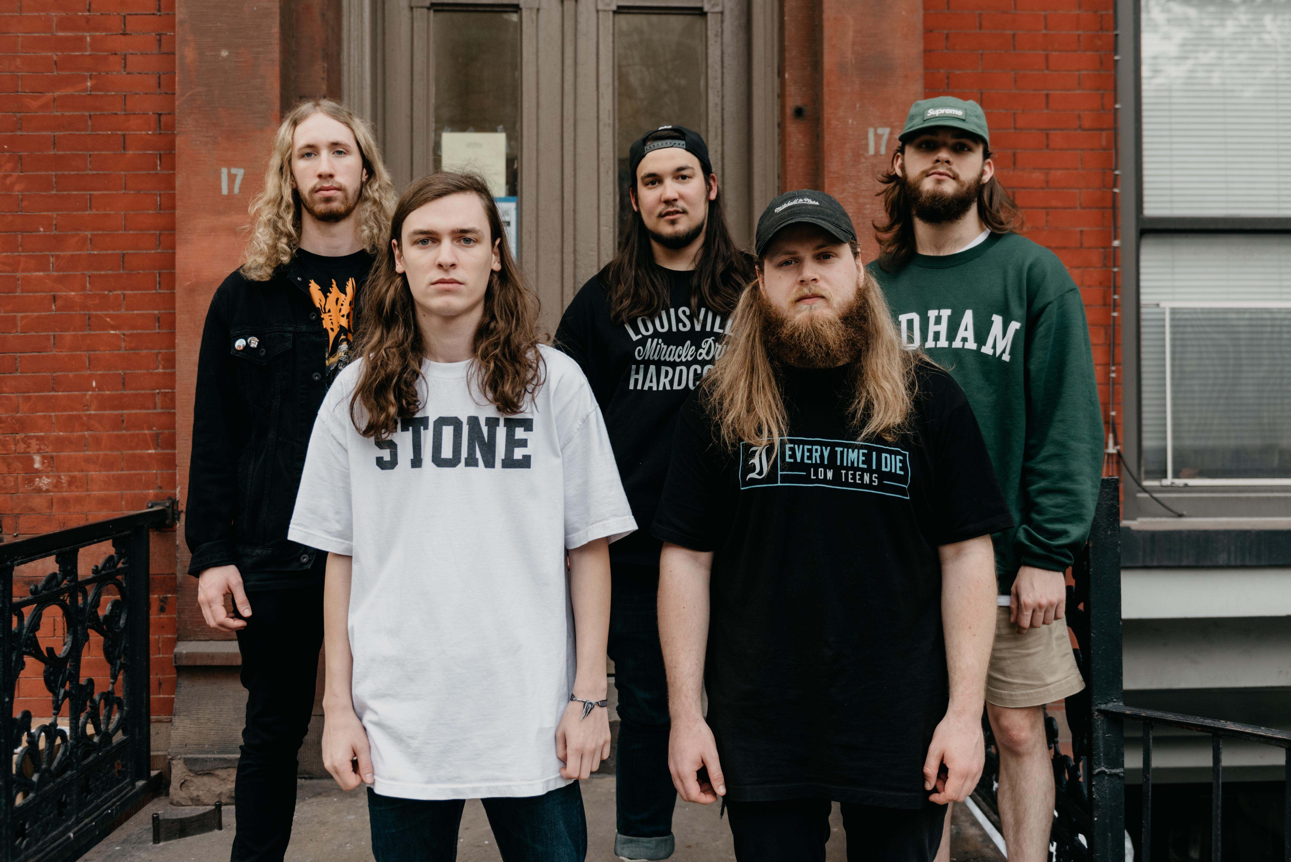 KNOCKED LOOSE,  Terror, Jesus Piece, Stone, American Me and Trust Issues