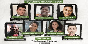 'Building Brand YOU!' - BE Unplugged - Sponsored by...