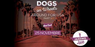 Dogs on Wheels live at Jazzino
