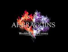 AF Braggins Weddings and Events logo