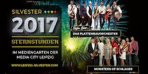 Silvester 2017 - Sternstunden in Leipzig