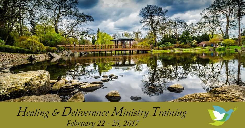 Healing & Deliverance Ministry Training