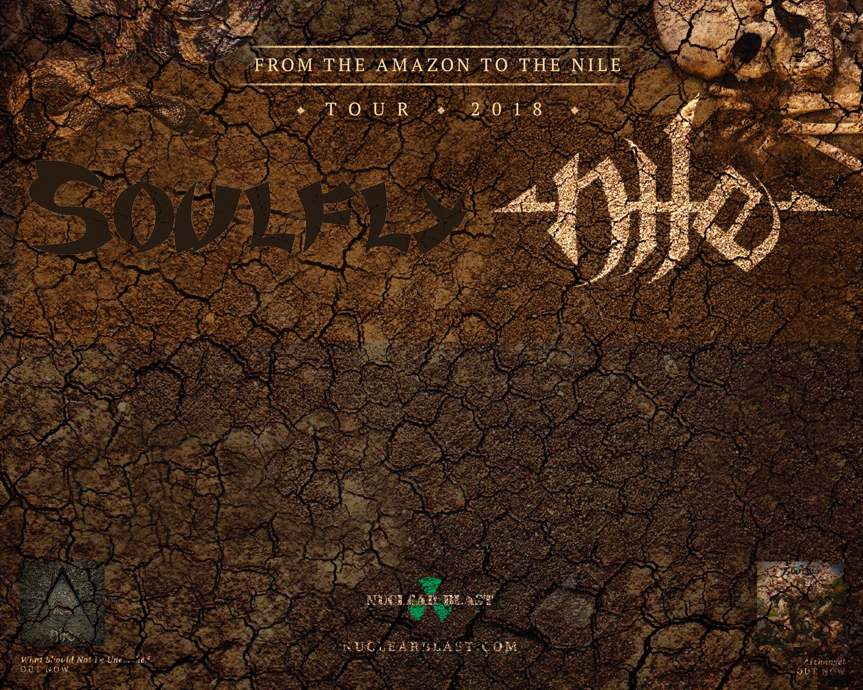 Nile / Soulfly