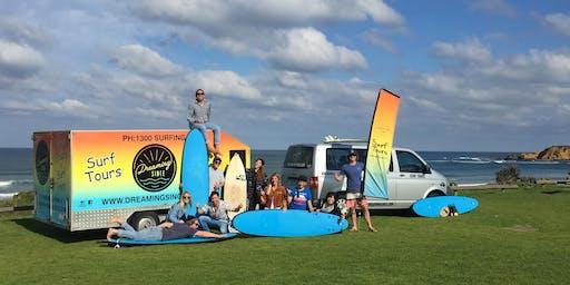 THE DREAM TRIP - Melbourne to Brisbane, 3 Week Surfing Road-Trip