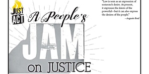 A People's Jam on Justice: Education on the Run!