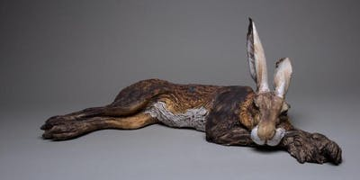 Animal Sculpture (The Hare) with Jeremy James