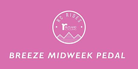 Breeze Midweek Pedal Ride - Ferry Meadows tickets
