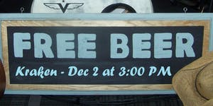 Free Beer (band) at the Kraken!