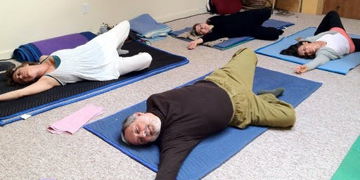 Feldenkrais® Awareness Through Movement® with Dr. Ifátólú Gardner