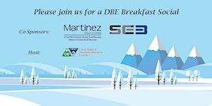 DBE Winter Breakfast Social