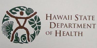FREE - Dept. of Health Food Handler Certificate Class- Honolulu, Hawaii