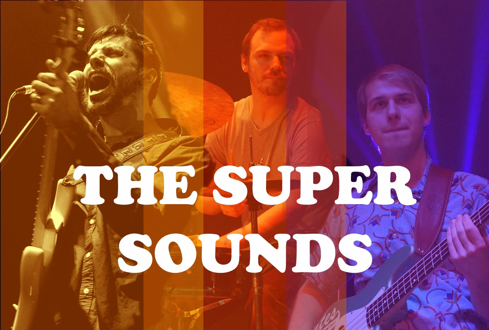 The Super Sounds wsg/ Alex Perez