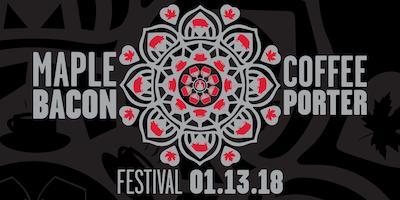 Maple Bacon Coffee Porter Festival 2018