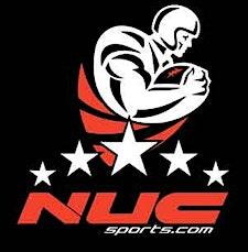 David Schuman, NUC Sports logo