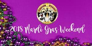 Krewe of Pyros-2018 Mardi Gras Weekend Celebration