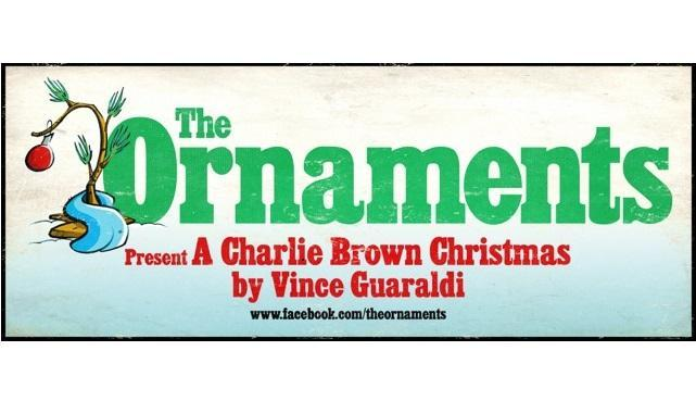 The Ornaments (6pm Tuesday 12/12) | Nashville, Tennessee | The Family Wash/Garage Coffee | December 12, 2017