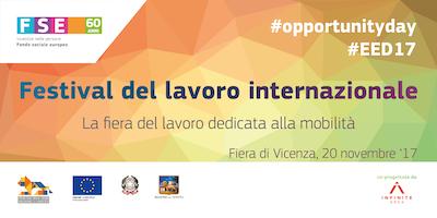 Festival del lavoro internazionale - La fiera del lavoro dedicata alla mobilità