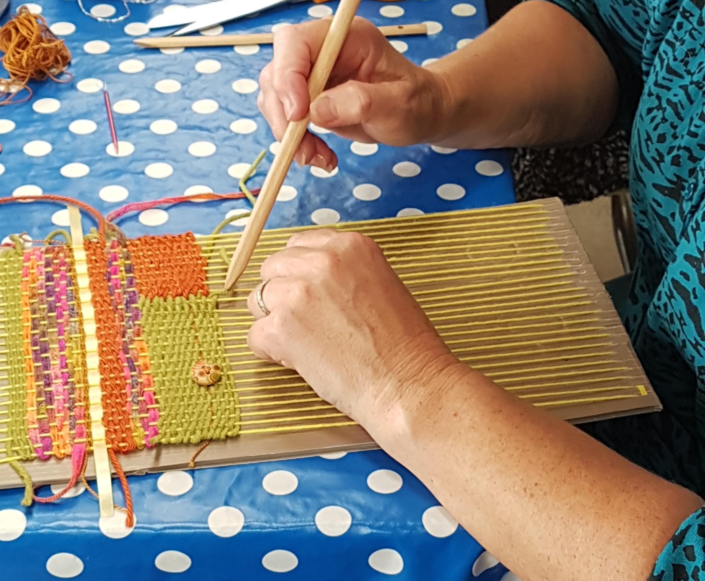 Beginner's Weaving Workshop