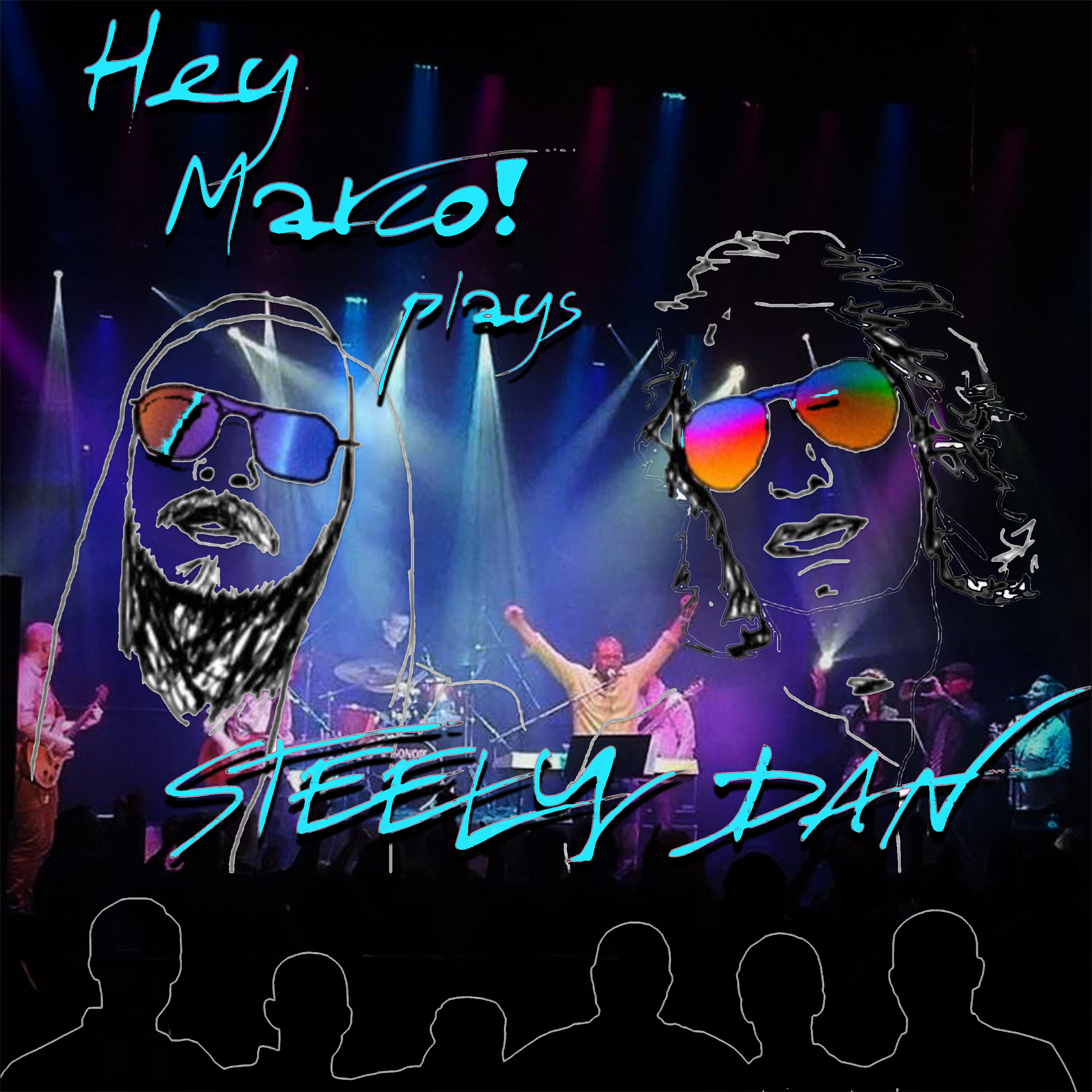 The Music of Steely Dan by HEY MARCO