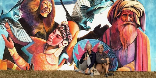 Chalk Festival 'Garden of Wonders' NOV. 15-18
