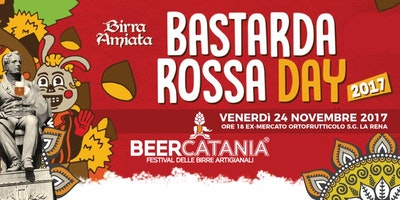 BASTARDA ROSSA DAY - Degustazione Birra Amiata