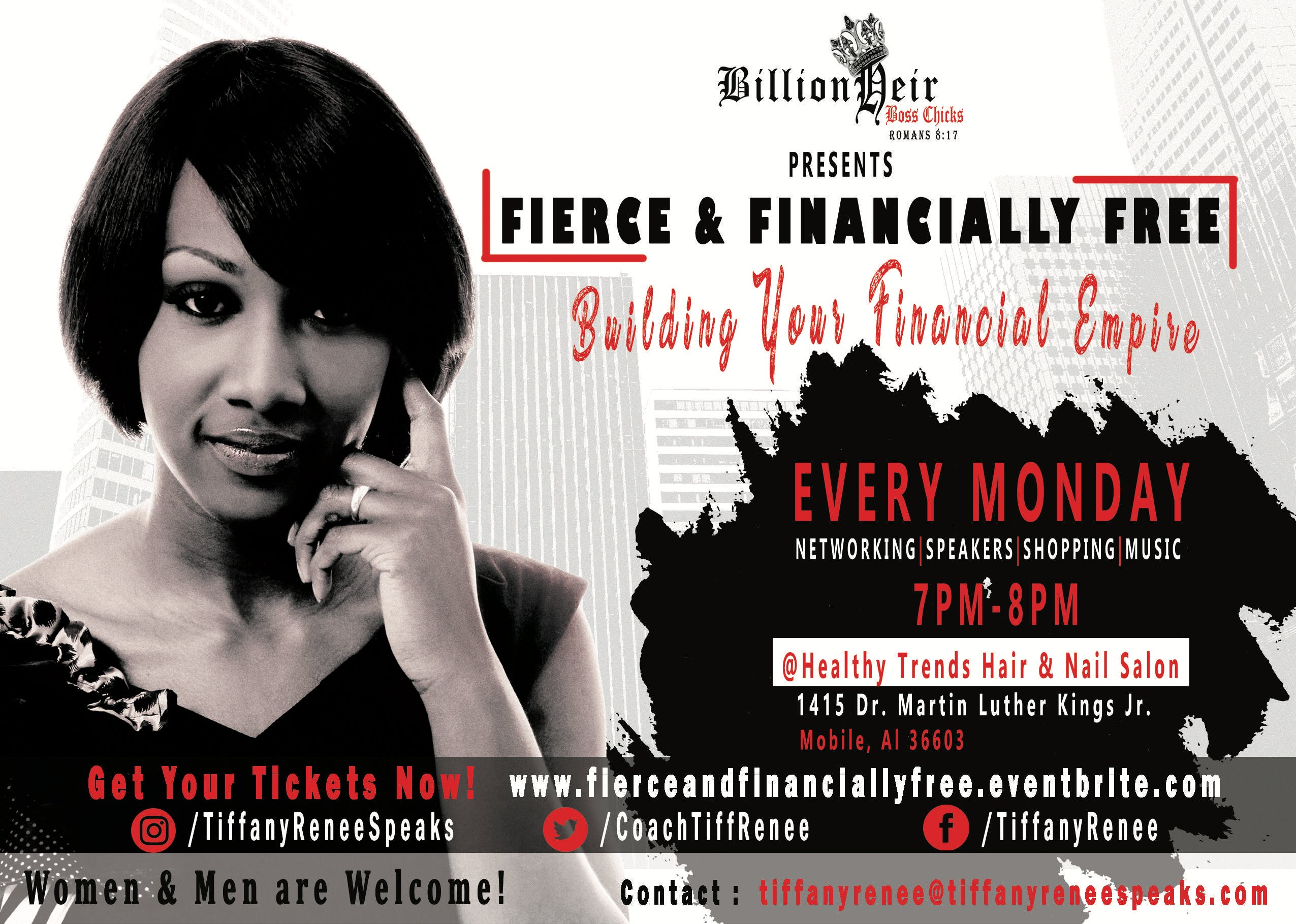 Fierce and Financially Free