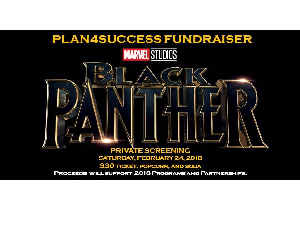 Black Panther: Private Screening Fundraiser