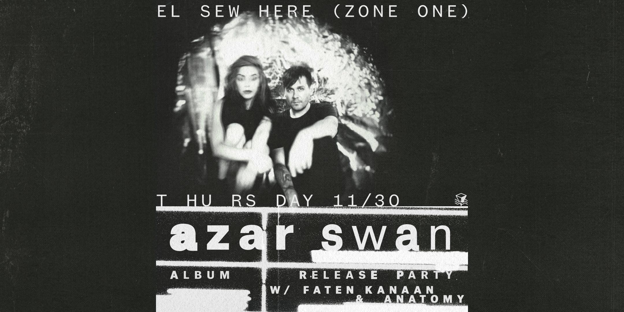 Azar Swan (Album Release Party)