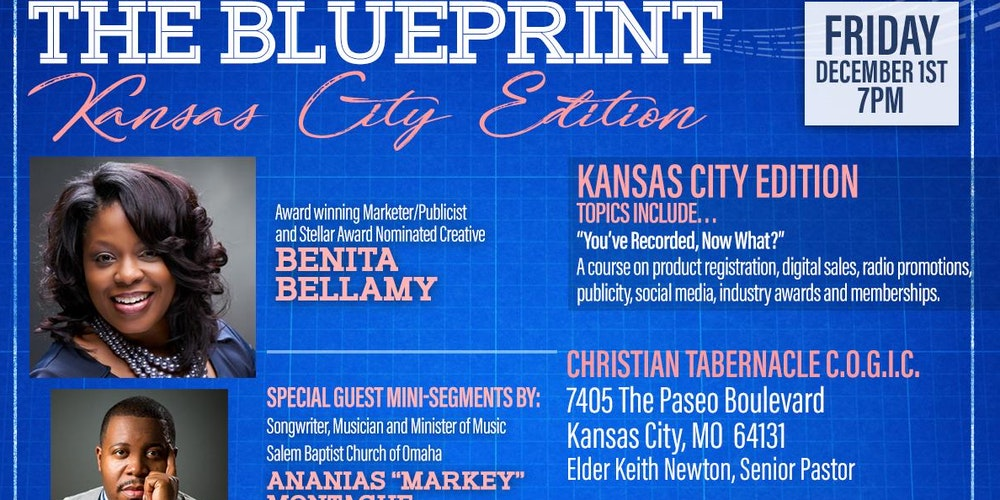 The blueprint kansas city edition tickets fri dec 1 2017 at 6 the blueprint kansas city edition tickets fri dec 1 2017 at 630 pm eventbrite malvernweather Choice Image