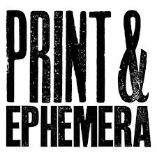Print & Ephemera logo
