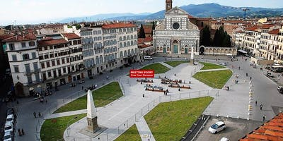 Free Tour Florence - Another Florence in the Morning Piazza Santa Maria Novella