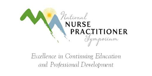 2019 National Nurse Practitioner Symposium