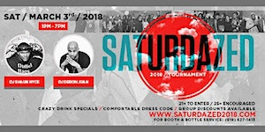 SaturDAZED Day Party [Tourney Wkd] A Party Life •...