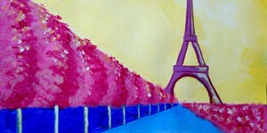 Le Buvart - Paint Night à la Nuit des lauréats #2 by...