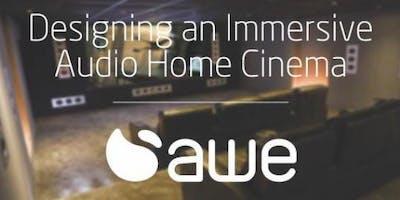 Designing an Immersive Audio Home Cinema