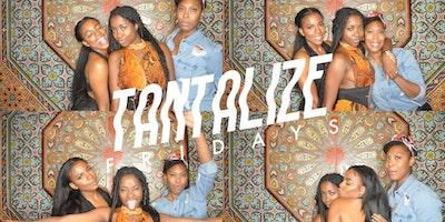 TANTALIZE FRIDAYS -  NYC's #1 Caribbean Friday Night Party