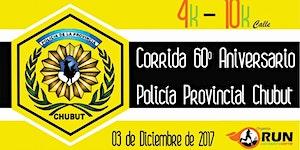 Corrida Atlética 60º aniversario de la Policía del...